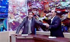 Jordanian MP points gun at opponent