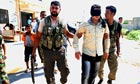Syrian rebels arrest a 'traitor' near Aleppo