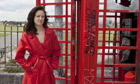 Andrea Riseborough in Shadow Dancer
