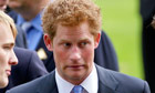 Prince Harry at Ascot
