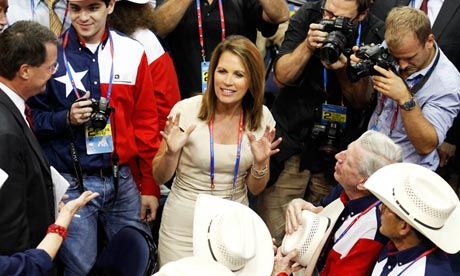 Michele Bachmann in Tampa