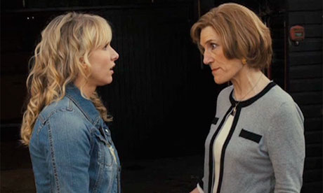 Lucy Walker and Harriet Walter in The Wedding Video