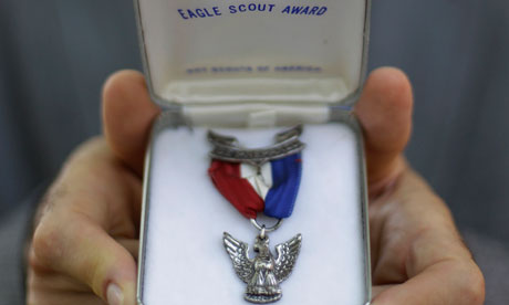 Boy Scouts of America badge