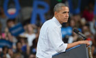 Barack Obama campaigns in West Palm Beach, Florida