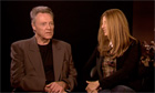 Christopher Walken and Catherine Keener on A Late Quartet - video