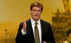 Danny Alexander speaks at Lib Dem conference