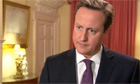 David Cameron confirms one British hostage dead at Algerian gas complex - video