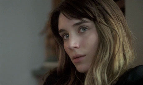 Rooney Mara in a still from Steven Soderbergh's Side Effects