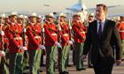 Cameron visit to Algeria