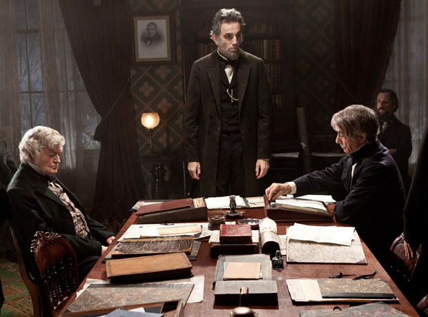 Still from Steven Spielberg's Lincoln