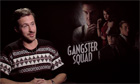 Ryan Gosling talking about Gangster Squad