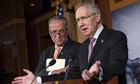 Shutdown: Harry Reid and Chuck Schumer