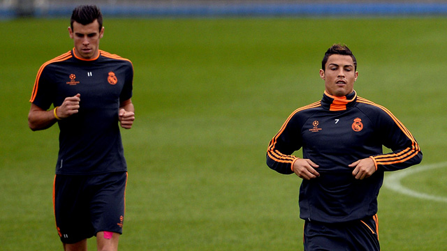 Ronaldo: Bale's a fantastic player, a fantastic boy and he always wants to learn