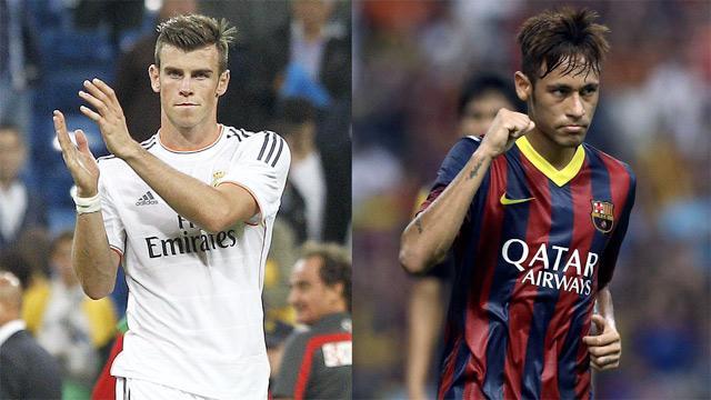 Bale vs Neymar