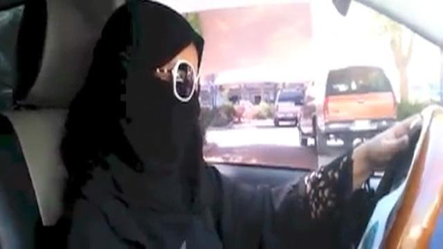 world meast saudi arabia women drivers