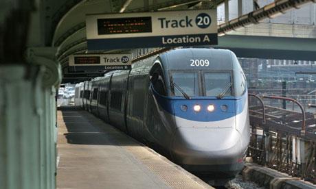 Amtrak, Union Station, Washington