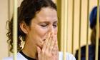 Greenpeace Ana Paula Alminhana Maciel released on bail
