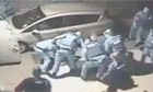 Intruder brandishing shears tasered by police in Nottingham