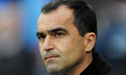 Everton's Roberto Martínez looks ahead to Premier League clash with Fulham – video