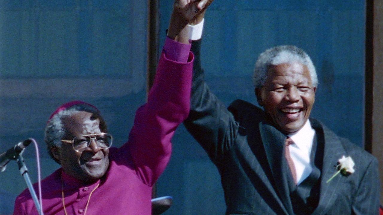 Desmond-Tutu-and-Nelson-M-010 jpgYoung Desmond Tutu