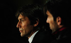Champions League: Celtic full house like a 12th man, says Juventus manager Conte - video