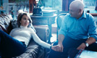 Gabrielle Giffords and Mark Kelly in the March issue of Vogue