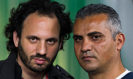 Guy Davidi , Emad Burnat,