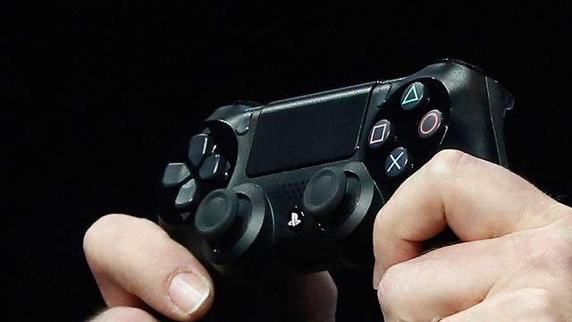 PlayStation 4 games footage released by Sony - video