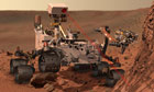 Curiosity Mars rover in safe mode: are cosmic rays to blame?