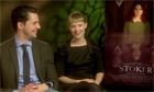 Matthew Goode and Mia Wasikowska talk about Stoker