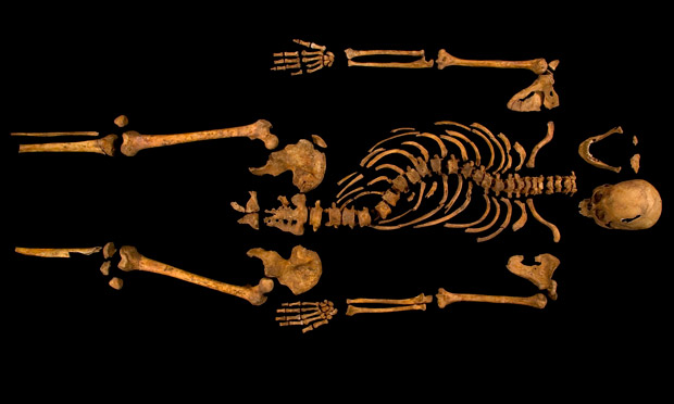 Richard III: DNA confirms twisted bones belong to king