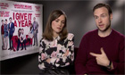 Rose Byrne and Rafe Spall talk about I Give It a Year