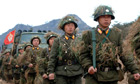 North Korea ends armistice