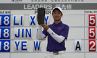 Twelve-year-old Chinese golfer becomes youngest to play on European tour - video