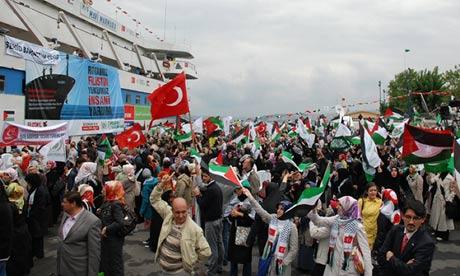 Gaza flotilla raid 2010, Turkey Israel