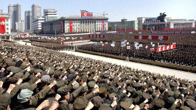 US warns North Korea of increased isolation if threats escalate.
