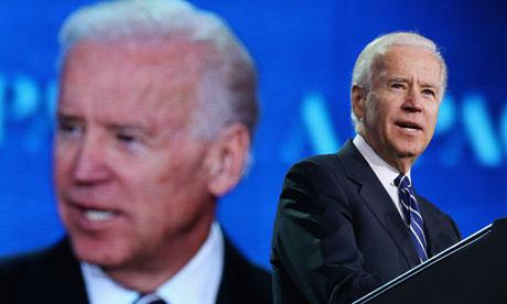 Joe Biden at Aipac