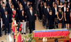 Hugo Chávez funeral