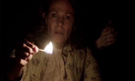Lili Taylor in The Conjuring