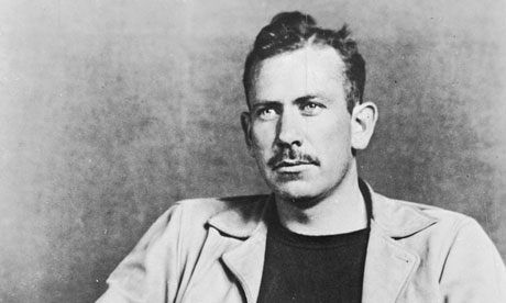 different approaches of john steinbeck and Posts about john steinbeck written by ms halcrow about ms halcrow's writing corner  george and lennie take very different approaches to drinking the water.