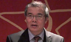North Korean ambassador to UK makes speech