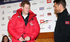 Prince Harry announces he will join a trek to the South Pole