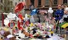 A memorial in Boston
