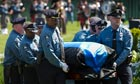Memorial Service for Massachusetts Institute of Technology Police Officer Sean Collier