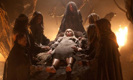 Still from Rob Zombie's The Lords of Salem