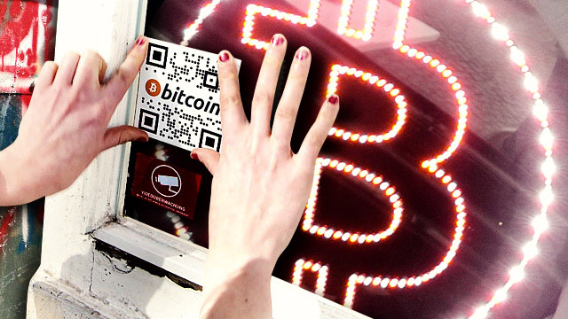 Bitcoin window-sticker