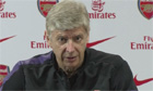 Arsne Wenger on fourth place, David Beckham and Wayne Rooney - video