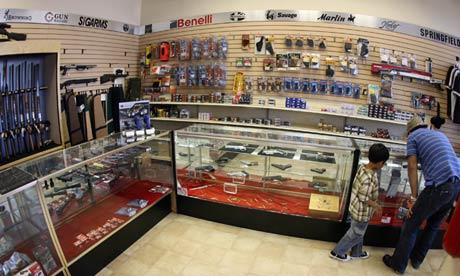 Gun shop in Glendale