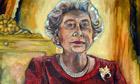 Queen portrait unveiled