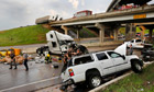 Oklahoma rocked by one of worst tornadoes in history